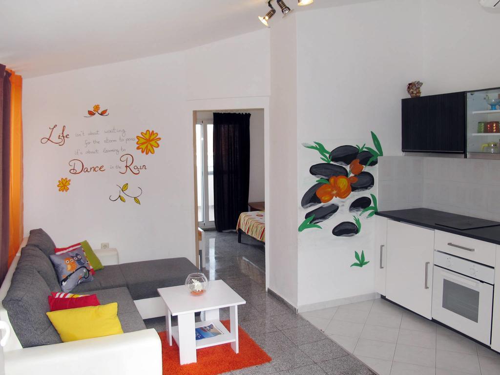 Otok Vir – Smještaj u apartmanu