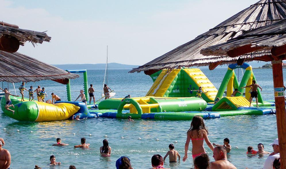 Aquapark – Plaža Jadro