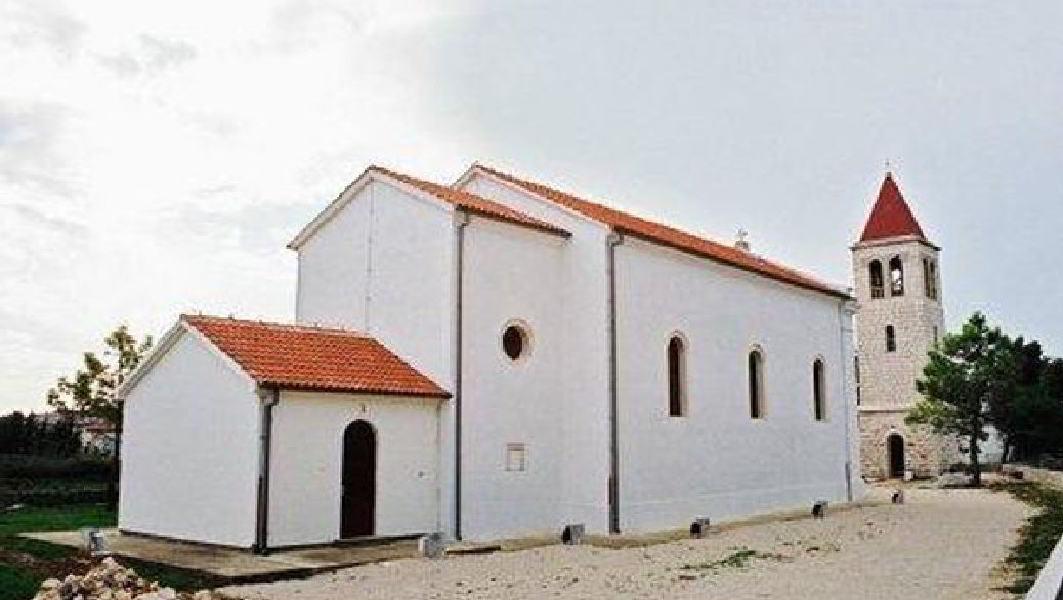 Vir – Župna crkva Sv. Jurja