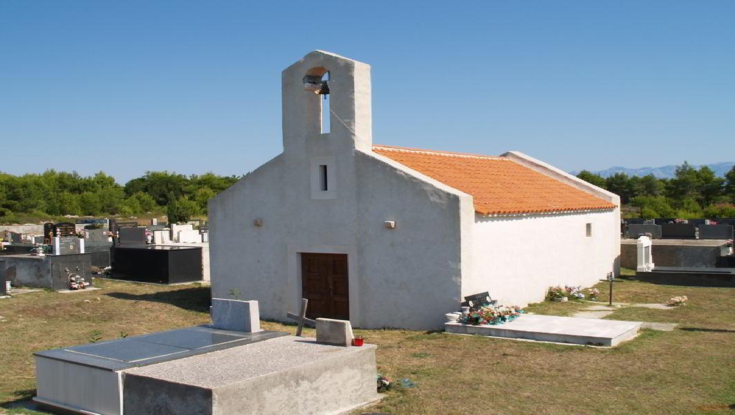 Vir – Crkva sv. Ivana Krstitelja