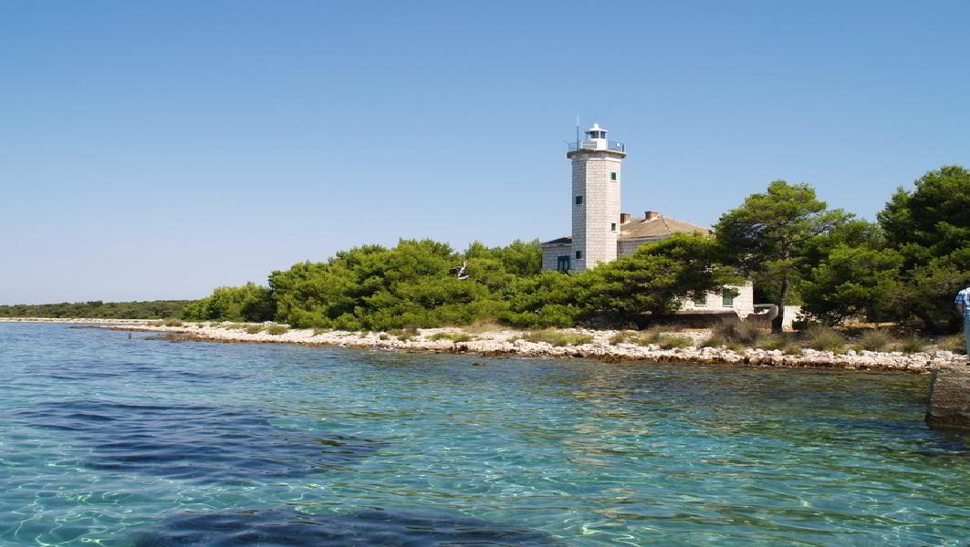 Pomorski svjetionik Vir