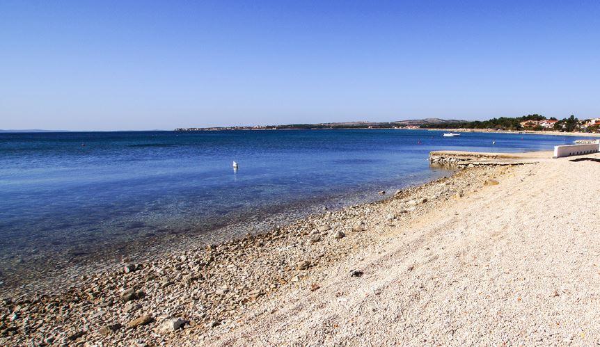 Plaža Marina Luka- Vir