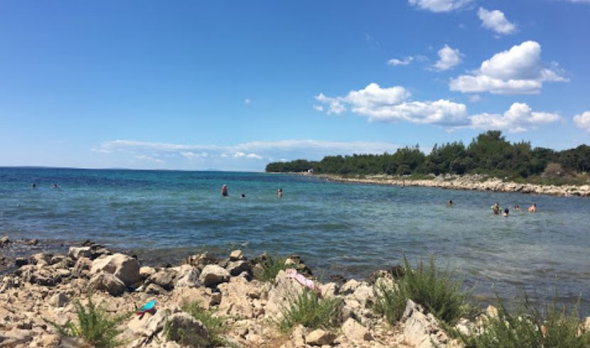 Plaža Meka – Vir