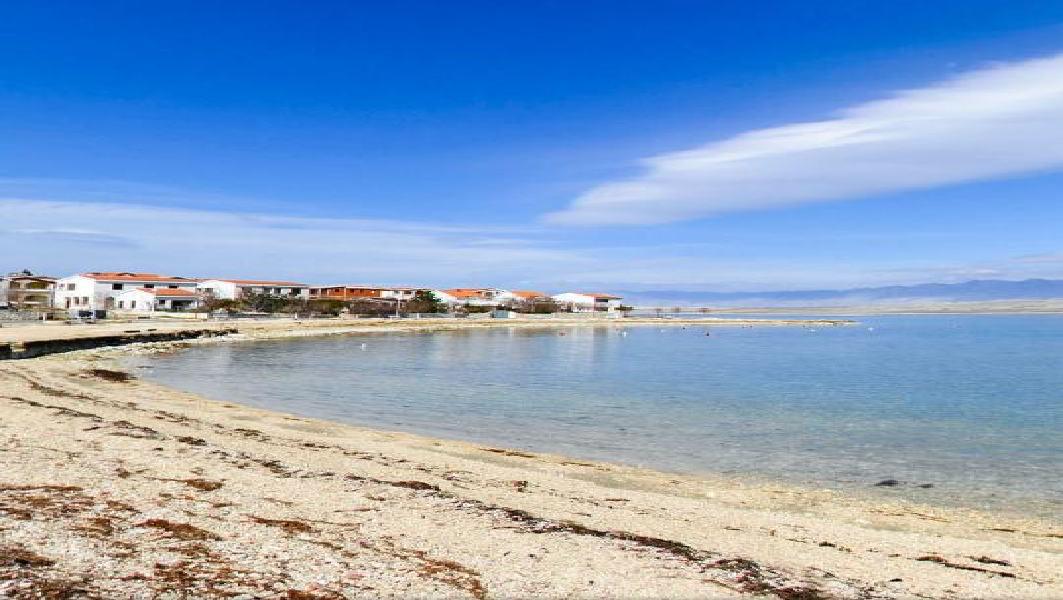 Plaža Žitna – otok Vir
